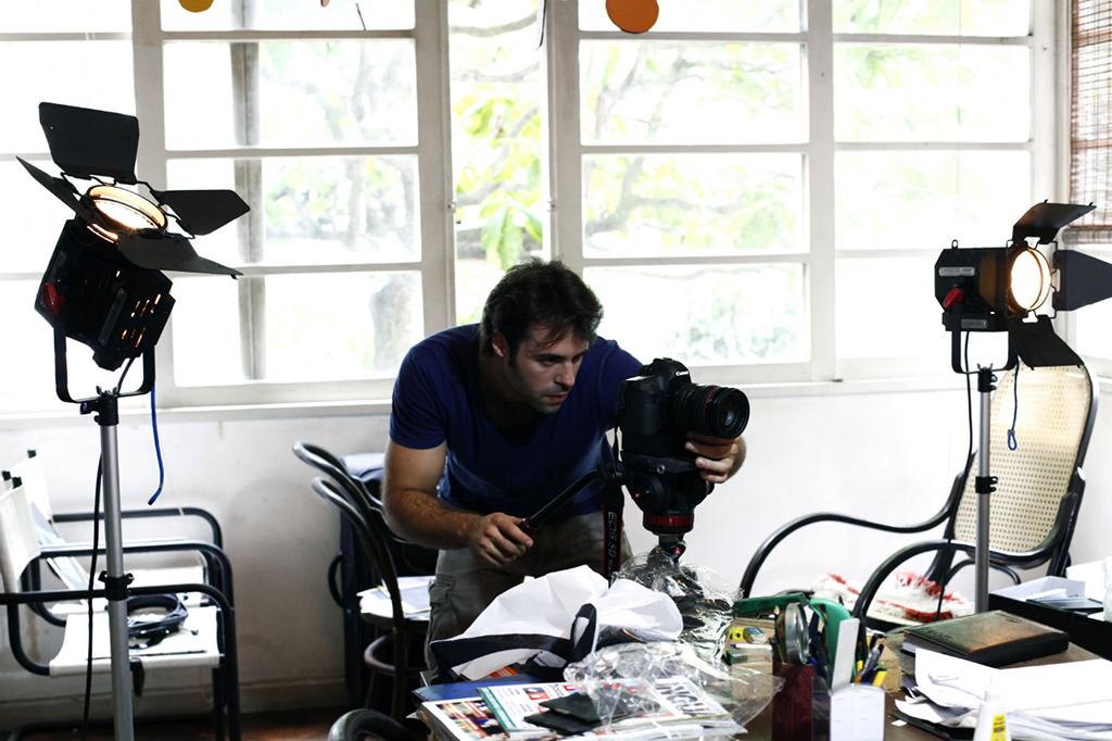 Entrevista com Ferreira Gullar