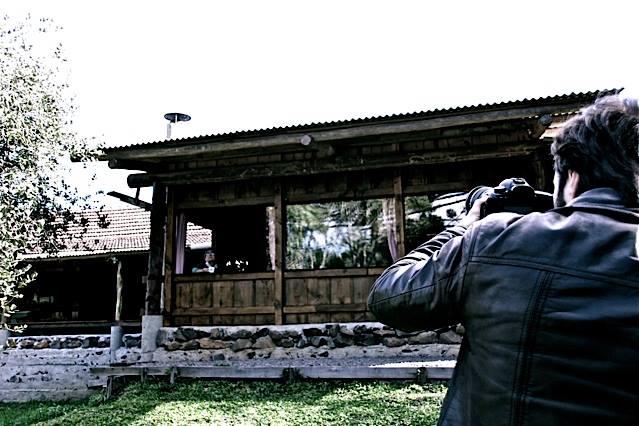 Últimas gravações no Parque das Cachoeiras, Vacaria, 2014